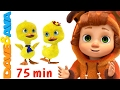 🤹 Nursery Rhymes Collection | Kids Songs | Nursery Rhymes and Kids Songs from Dave and Ava 🤹
