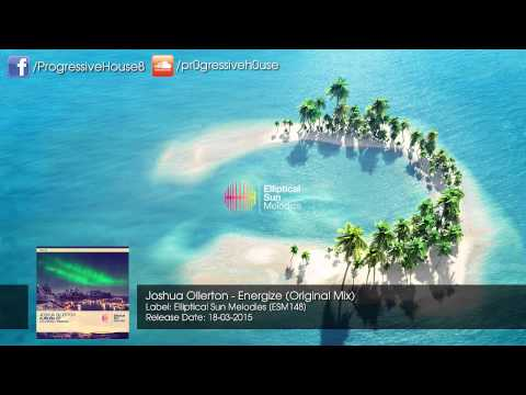 Joshua Ollerton - Energize (Original Mix)