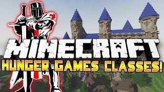 KNIGHT CLASS! - Minecraft: Hunger Games CLASSES! w/Preston&Woofless!