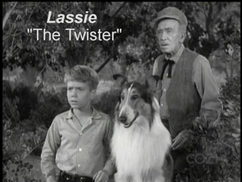 "Lassie - Episode #316 - ""The Twister"" - Season 9, Ep. 25 - 03/31/1963"