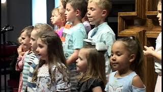 2018-05-06 Sunday Evening Children's Choir Programs