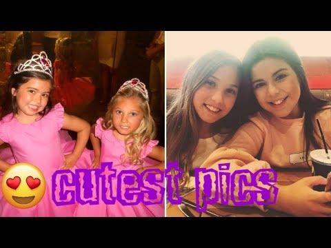 Video Sophia Grace + Rosie  CUTEST PICS download in MP3, 3GP, MP4, WEBM, AVI, FLV January 2017