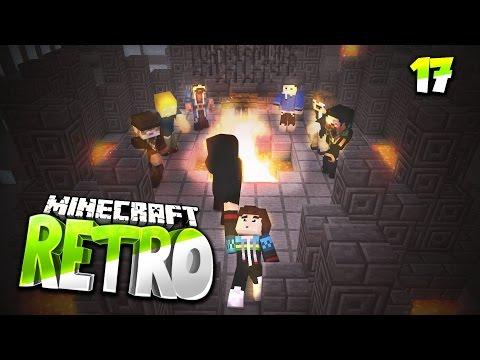 EIN KAMPF UMS ÜBERLEBEN • Minecraft RETRO #17 | Minecraft Roleplay • Deutsch | HD (видео)