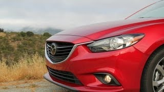 2014 Mazda 6 IGrand Touring Review And Road Test