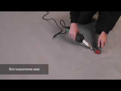 Vaeplan Single Ply Hot Transverse Joint