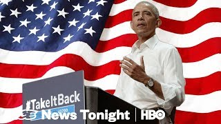 Video Obama Is Back — Here's What He's Saying (HBO) MP3, 3GP, MP4, WEBM, AVI, FLV Oktober 2018