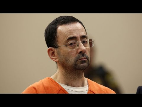 Michigan State University in $500m settlement to Nassar abuse victims