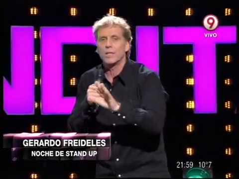 Gerardo Freideles