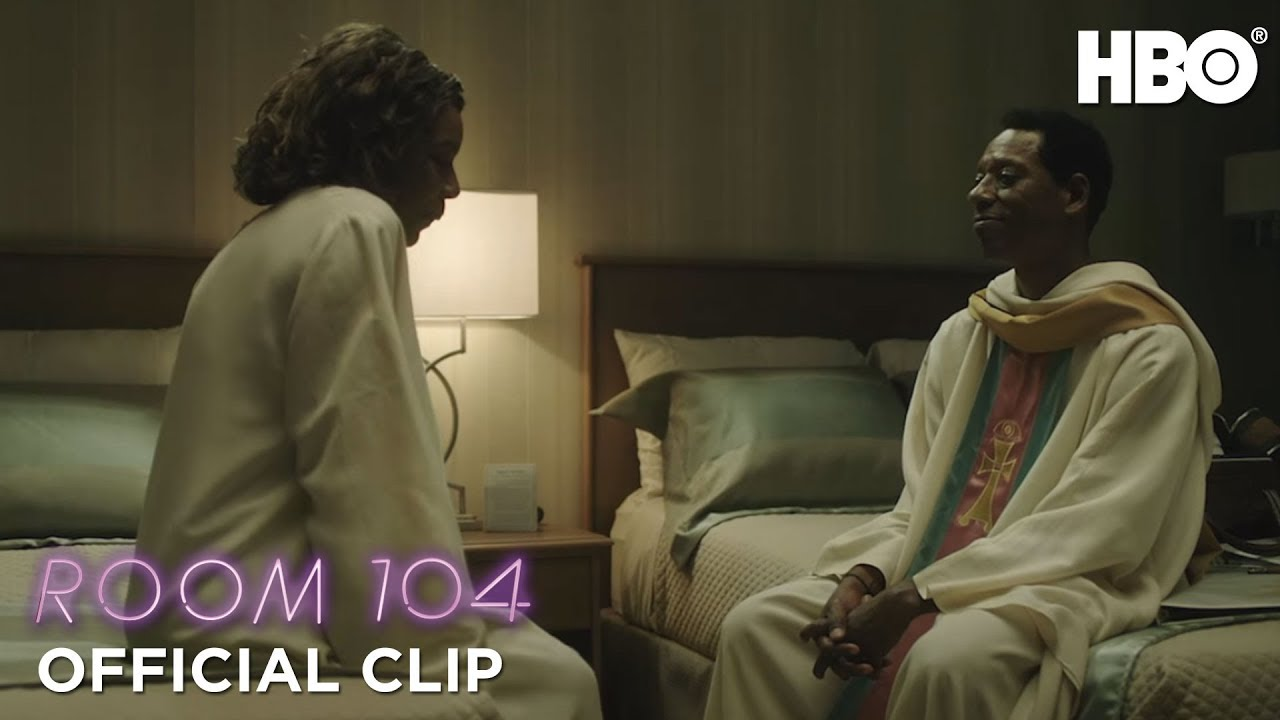 Have you Ever had Strange Encounters? 1 Room, 12 Stories, Watch Orlando Jones stop by HBO's 'Room 104' (Clip)