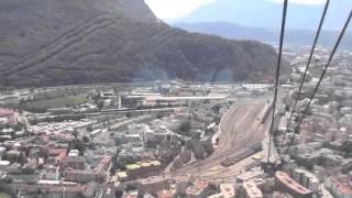 Bolzano Italy  city photo : Bolzano, Italy - Cable Car Ride