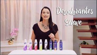 Desodorantes Suave