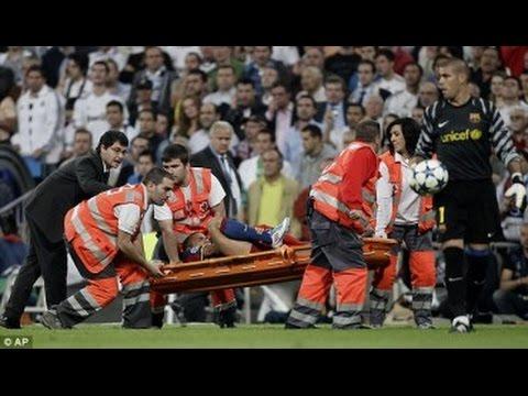 Hài hước bóng đá-những pha cứu thương bá đạo