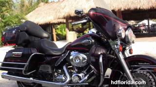 8. Used 2011 Harley Davidson Ultra Classic Electra Glide Motorcycles for sale