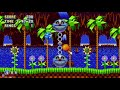 Sonic Mania Nintendo Switch Gameplay