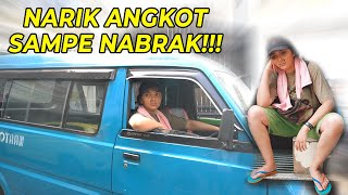 Video ASHANTY NYAMAR JADI SUPIR ANGKOT, PANIK NABRAK DITANJAKAN MP3, 3GP, MP4, WEBM, AVI, FLV September 2019