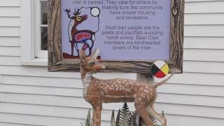 Discover the significance of clan animals in Ojibwa history and culture