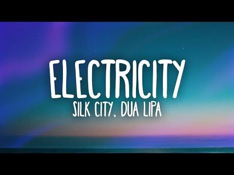 Silk City, Dua Lipa - Electricity (Lyrics) ft. Diplo, Mark Ronson - Thời lượng: 3 phút, 58 giây.