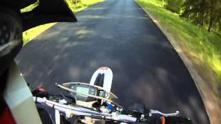 10. Husqvarna Sm 125 Top Speed 136 km/h | Contour Roam 2