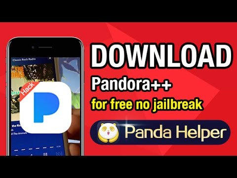 How to download Pandora++ for free on iOS devices without jailbreak