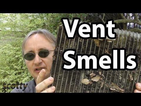 How To Remove Car Vent Smells (Odors)