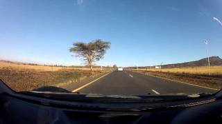 Ladysmith South Africa  city photo : Newcastle to Ladysmith South Africa Complete Route