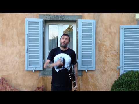 "Lorenzo Jovanotti, la secchiata ""SLA #icebucketchallenge"""