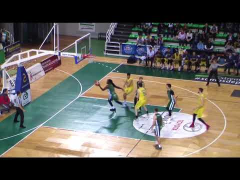 Caceres-Ourense 80-83 (no33 yellow, 12pts., 7 reb.)