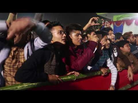 (BIRATNAGAR CROWD GOES WILD   GIRISH KHATIWADA..... 13 minutes.)