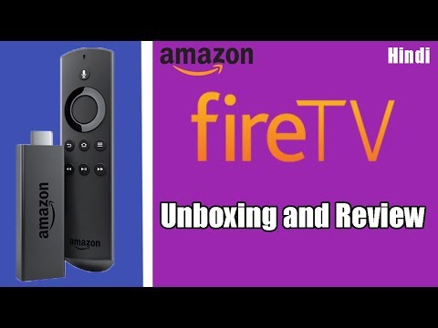 [Hindi] Convert Normal TV to Smart TV? ● Amazon Fire TV Stick Review!