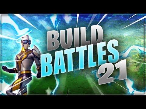 Fortnite Build Fight Compilation #21 (видео)