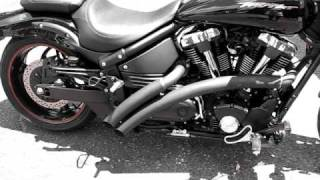 9. 2005 Yamaha Roadstar Warrior Midnight