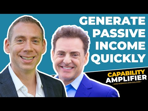 EP#74- How to Generate Passive Income + Cash Flow Quickly with Justin Donald, the Lifestyle Investor
