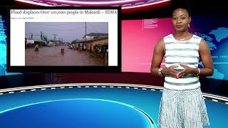 110,000 Displaced By Flood In Nigeria's Benue State