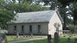 Upper Sandusky (OH) United States  city pictures gallery : Historic Wyandot Indian Mission Church (Upper Sandusky)