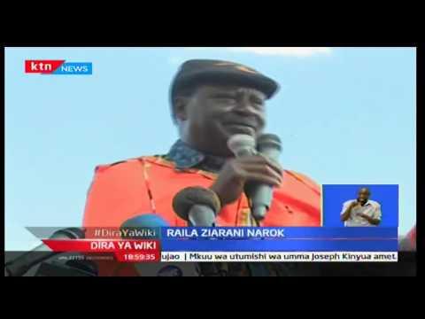 Dira Ya Wiki: Raila Odinga asisitiza kuwa maafisa wa IEBC wanastahili kuondoka ofisini