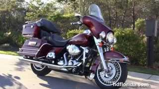 7. Used 2010 Harley Davidson Electra Glide Classic Motorcycles for sale