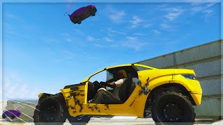 GTA 5 Funny Moments - 'CRAZY WINDMILL!' (GTA 5 Online Funny Moments)