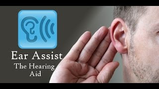 Ear Assist: Hearing Aid App YouTube video