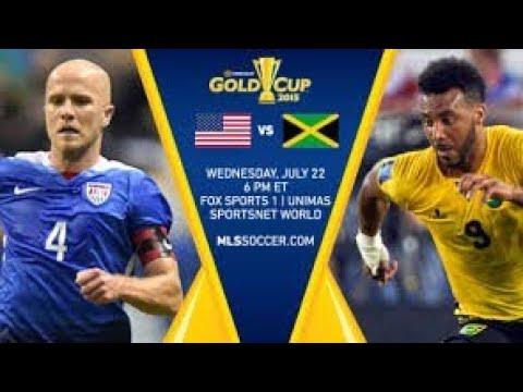 LIVE-USA VS JAMAICA - Thời lượng: 18:40.