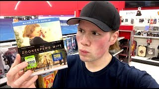 ▶ Follow me on Instagram - http://instagram.com/coolduder▶ Follow me on Twitter - https://twitter.com/shawncphillipsA video showing myself going Blu-ray and Dvd shopping showing all the places I go to to get movies and what Dvds and Blu-rays I picked up. I also give mini movie reviews of The Beguiled, The House and Baby Driver. ** The Blu-ray's and Dvd's I picked up today were :- Awakening the Zodiac - Crow **The Blu-rays and Dvds I review and talk about this video are : ---From Arrow Video Usa http://mvdshop.com* (10:26) Doberman Cop---From The Criterion Collection https://criterion.com* (11:42) Straw Dogs ---From Sony http://sonypictures.com/movies/discanddigital/* (13:54) Underground the complete 2nd season Dvd---From Fox https://foxconnect.com* (15:13) Correspondence ---From The Orchard http://www.moviezyng.com* (16:22) Patchwork---From Well Go USA http://wellgousa.com* (18:11) Bitcoin Heist ---From Cinedigm http://newvideo.com* (18:46) Accidental Exorcist ---From MVD http://mvdshop.com* (20:00) Navy Seals V Demons ----From Severin Films https://severin-films.com* (21:05) Feed the Light ---From Bay View Ent http://bayviewent.homestead.com* (22:27) 6 Models in Hell ---From Mti Home Video http://mtivideo.com* (24:26) Blood Hunt * (25:24) Transhuman ---From Strand Releasing http://strandreleasing.com* (26:24) A Woman A Part ---From Time Life http://timelife.com* (27:19) The Tonight Show with Johnny Carson - Johnny and Friends Dvd--From PBS http://www.pbs.org* (28:04) Food Delicious Science (All the Dvd's and Blu-rays I review in this update video are supplied to me free by the studios for review purposes. All the views and reviews are mine alone)