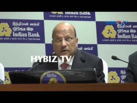 Kishor Kharat-Indian Bank Annual Report 2016-2017