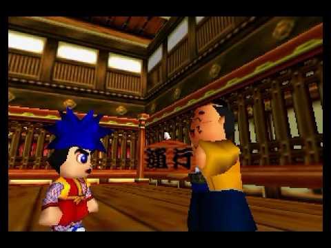 Mystical Ninja 2 Starring Goemon Nintendo 64