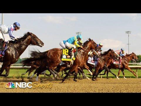 Horse racing evolving before Triple Crown season | NBC Sports - Thời lượng: 3:07.