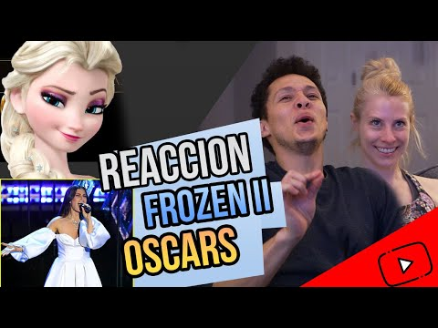 Video Idina Menzel 'Into the Unknown' at Oscars 2020 | Reaccionando Frozen | Reaction download in MP3, 3GP, MP4, WEBM, AVI, FLV January 2017