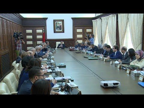 مجلس الحكومة يصادق بالرباط على عدد من النصوص القانونية والتنظيمية