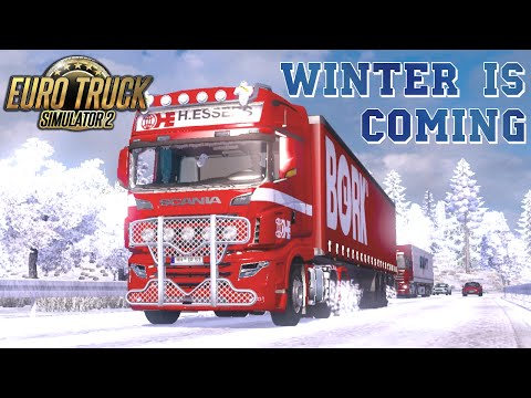 Winter is Coming TNT Trailers + 43 Cargo Pack 1.21.X
