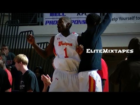 Theo Pinson Highlights; Top 10 Player in the Nation! 2014 Prospect