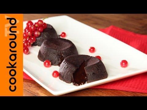 tortini al cioccolato con cuore morbido interno!