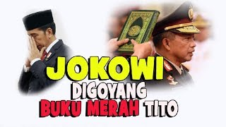 Video JOKOWI DIGOYANG BUKU MERAH TITO MP3, 3GP, MP4, WEBM, AVI, FLV Desember 2018