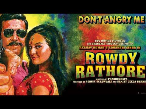 Rowdy Rathore 👌 full movie story and facts |Akshay kumar | sonakshi sinha